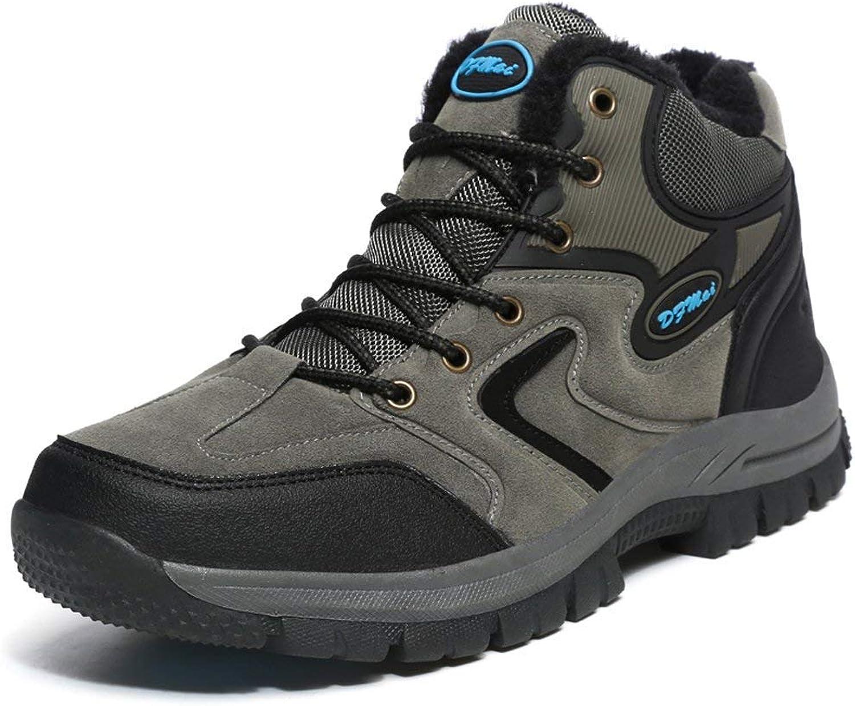 Cici shoes Outdoor Men's & Women's Waterproof Breathable Climbing Walking Hiking shoes Unisex Sneaker