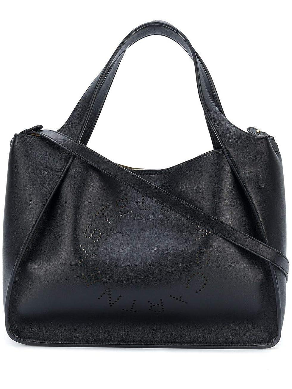 メンバー着替えるバーベキューStella Mccartney レディース 513860W99231000 ブラック ポリウレタン 手作り袋