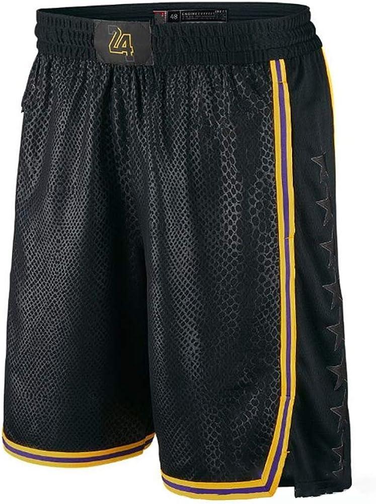 XGMJ Kobe Bryant Lakers Mens Jersey 8#24 The Black Mamba ...