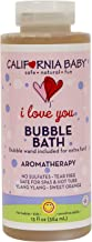 product image for California Baby I Love You Bubble Bath (13oz) Unwind and Ease Tension with The Sweet, Floral Scent of ylang-ylang and Orange Essential Oils.
