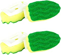 Cleaning Sponge Refill Pads Non-Scratch Libman All-Purpose (2 Packs) Made in USA Scrubbing Dishwashing