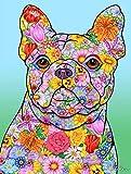 Best of Breed French Bulldog Flowers Design Garden Flag