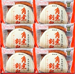 蘇州林 長崎中華街 角煮割包 YI33 角煮割包80g×6個
