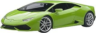 Lamborghini Huracan LP610-4 Verde Mantis 4 Layer/Green Metallic 1/18 by Autoart 74605