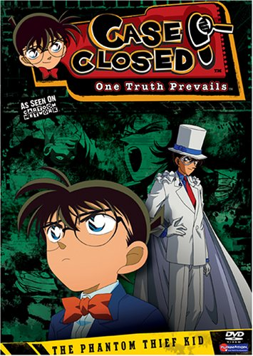 Case Closed - The Phantom Thief Kid (Season 5 Vol. 4)