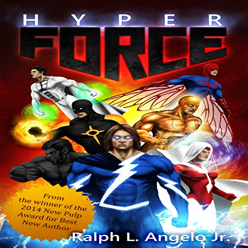 Hyperforce audiobook cover art