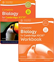 Complete Biology for Cambridge IGCSERG Student Book and Workbook Pack (CIE IGCSE Complete Series)