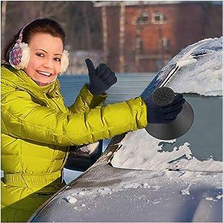 Grattoir Pare Brise, Magical Car Ice Scraper, Grattoir Voiture, Grattoir à Neige, 2 en 1..