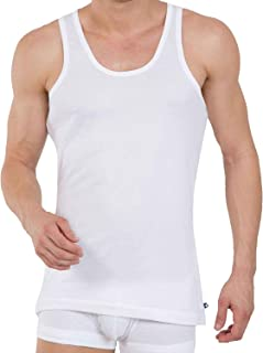Jockey 3 X Men Modern Classic White Basic Undershirt 8820- Comfy Fit-Basic Vest