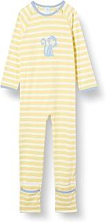 Sanetta Overall Gelb Pantoufles Bambins Bébé Fille