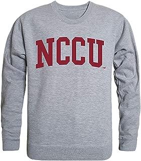 NCCU North Carolina Central Eagles NCAA Men's Game Day Crewneck Fleece Sweatshirt