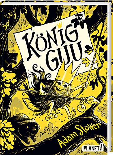 Buchseite und Rezensionen zu 'König Guu (1)' von Adam Stower