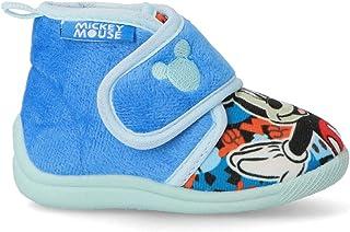 Cerdá - Zapatillas de Casa Cerradas Niño de Mickey - Licencia Oficial Disney