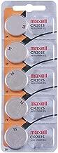 Tanco Impex 5 x Maxell Cr2025 2025 3 V baterías de litio para báscula de cocina electrónica