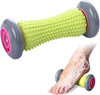 Foot Spas For Home Use Prostate Massarger For Men Foot Massage Roller Muscle Roller Stick Wrists and Forearms Exercise Rol...
