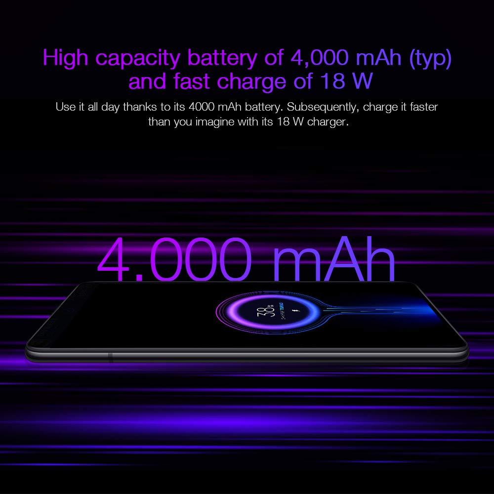 Xiaomi Mi 9T Smartphone, 6 GB + 128 GB Pantalla AMOLED Full-Screen ...