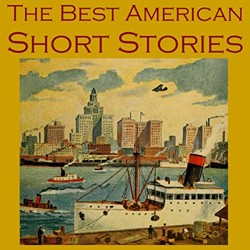 The Best American Short Stories audiobook cover art
