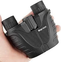Megrezo Small Compact Lightweight 10x25 Binoculars for Bird Watching Travel Concert Opera Kids Sports Game Outdoors Camping Hiking Trip