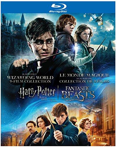 Wizarding World 9-Film Collection [Blu-ray] (Bilingual)