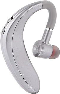 UKCOCO öronkrok trådlösa hörlurar icke-öronkontakt headset med mikrofon ett öra brusreducerande hörlurar benledning öronpr...