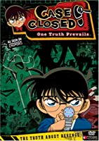Case Closed 1: Season 5 - Truth About Revenge [DVD] [Import]