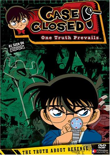 Case Closed - The Truth About Revenge (Season 5 Vol. 1)