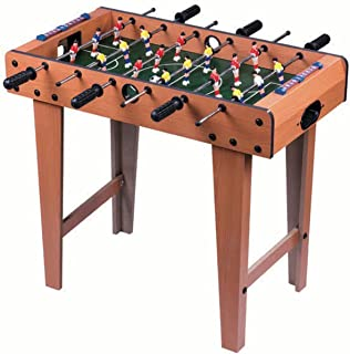 جدول كرة القدم Children Table Football, Portable Tall Feet Mini Table Football, Arcade Table Soccer For Gaming Room And Fa...