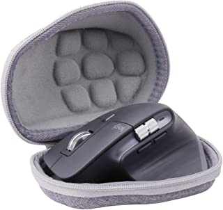 Aenllosi Hard Carrying Case for Logitech MX Master 3 Advanced Wireless Mouse (Grey)