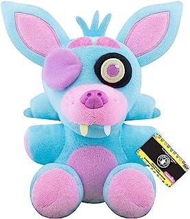 Funko Plush: Five Nights at Freddy's - Spring Colorway- Foxy (BU) Multicolor, 3.75 inches