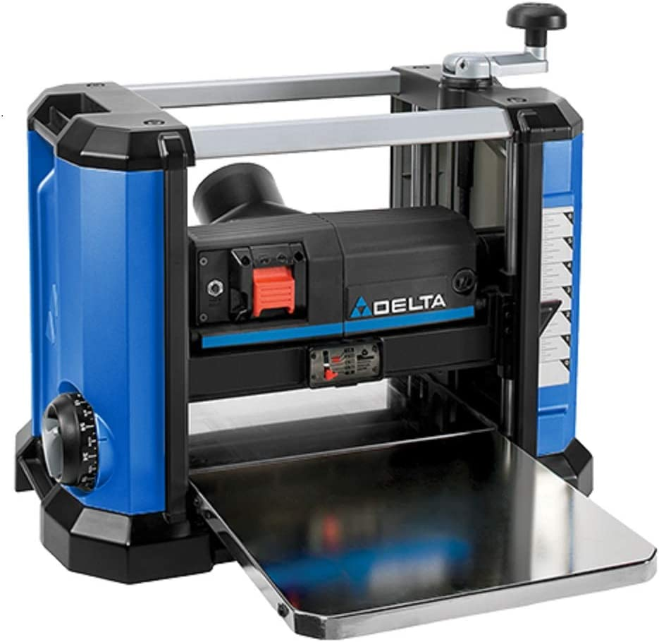 Easy-to-use Delta Power Tools 22-590X Top Inexpensive Planer Bench