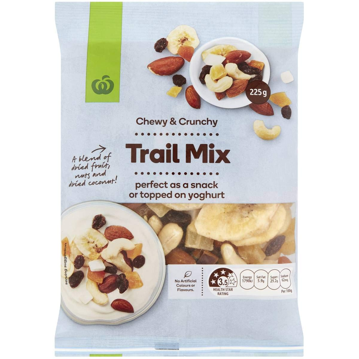 Woolworths Mixed Nuts Trail Mix 225G delicious - A blend Sale Rapid rise special price natu of