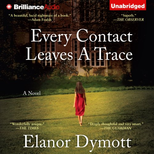 Every Contact Leaves a Trace audiobook cover art