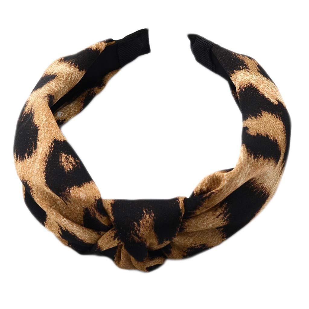 Women Velvet Cross knotted Headband Hair Band Turban Bandage Hairband D9P3 F9V2
