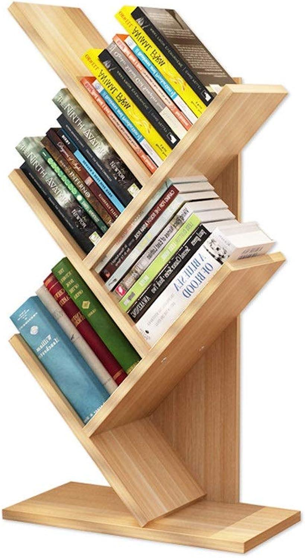 garantía de crédito DMMW Estante para Libros Estantería Estante para para para Estudiantes Estante para árboles Simples Pequeña estantería Moderna Creativa Economía Sala de EEstrella Bastidor de Almacenamiento para Sala de Estudio  venta caliente