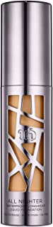 URBAN DECAY All Nighter Liquid Foundation Matte Finish Waterproof Shade # 6.0 1.0 Oz, clear