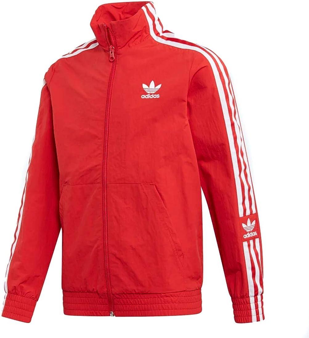 Adidas Youth Originals New Icon Track Jacket: Clothing
