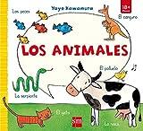 Los animales (Libros de cartón)
