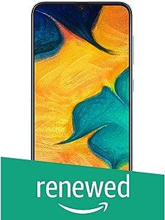 (Renewed) Samsung Galaxy A30 (White, 4GB RAM, 64GB Storage)