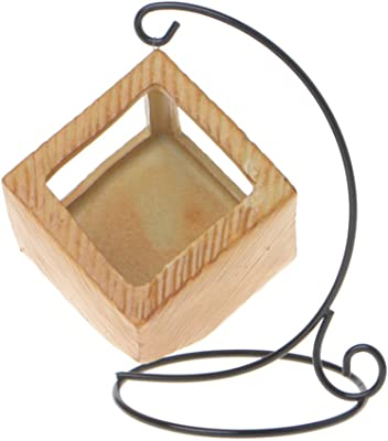 A0127 Maceta rústica de cerámica jugosa Caja para Plantar Cama Caso Jardín Decoración: Amazon.es: Jardín