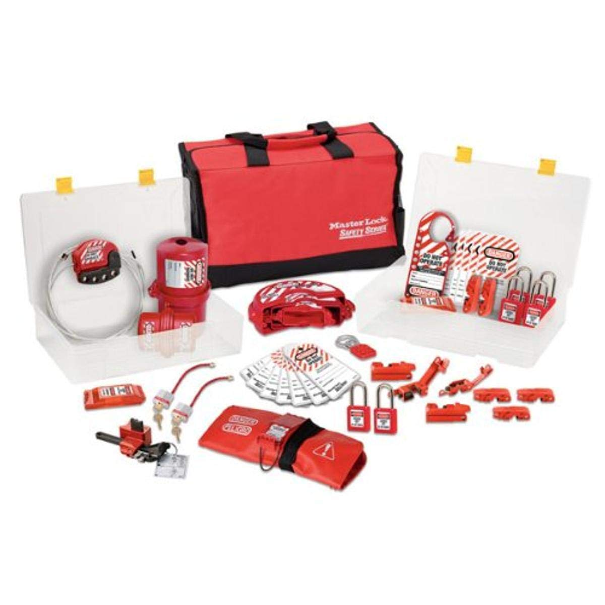 Master Lock Spring new work one after another Portable shop Valve and Kit Lockout Organi Electrical