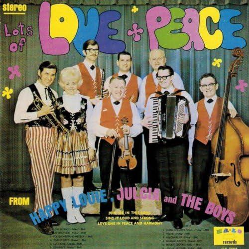 Happy Louie and Julcia's Polka Band / Happy Louie