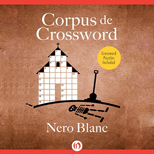 Corpus De Crossword audiobook cover art