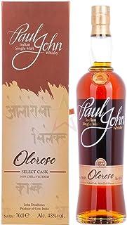 Paul John Oloroso Indian Single Malt Select Cask 0,7 LIter