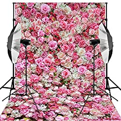 6x9ft Roses Backdrop vinyl cloth
