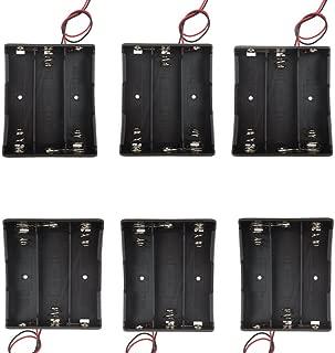 Best 18650 3 battery case Reviews