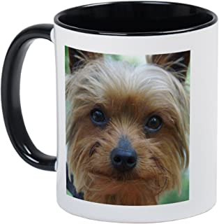 CafePress Yorkie Mug Unique Coffee Mug, Coffee Cup