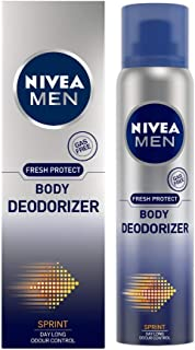 NIVEA MEN Deodorant, Sprint Deodorizer, 120ml
