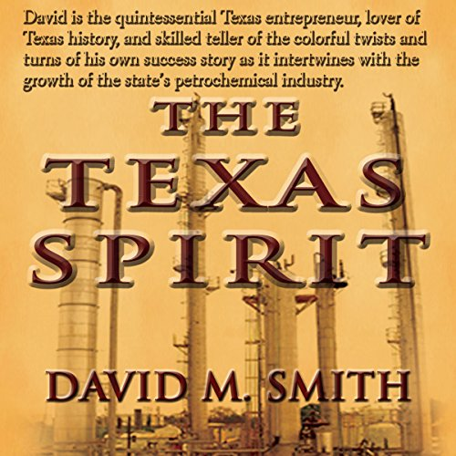 The Texas Spirit audiobook cover art