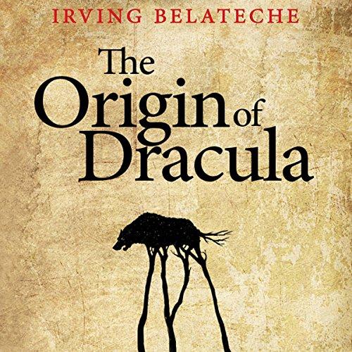 The Origin of Dracula cover art