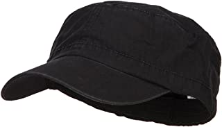 e4Hats.com Big Size Fitted Ripstop Cotton Military Army Cap